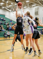 Gallery: Girls Basketball Eastlake @ Lake Stevens